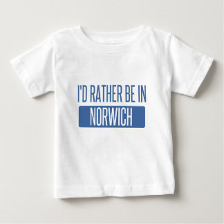 Norwich Baby T Shirts