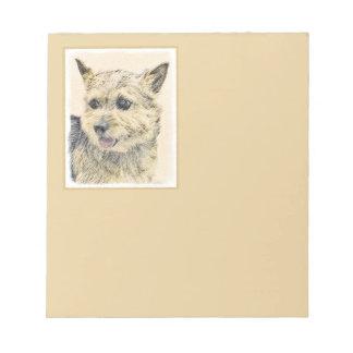 Norwich Terrier Notitieblok