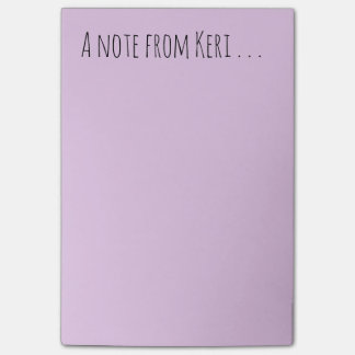 Nota van Keri Post-it® Notes