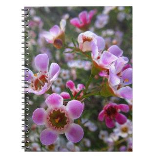 Notitieboekje/Persoonlijk Dagboek - roze Notitie Boek