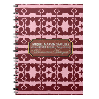 Notitieboekje van de Lijn van de ster het Notitieboek