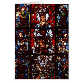 Notre-Dame DE La Belle Verriere Kaart