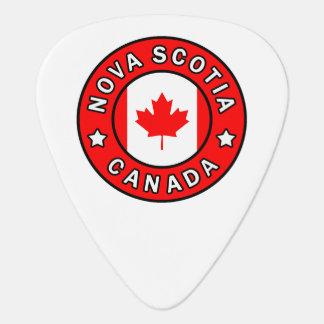 Nova Scotia Canada Gitaar Plectrum
