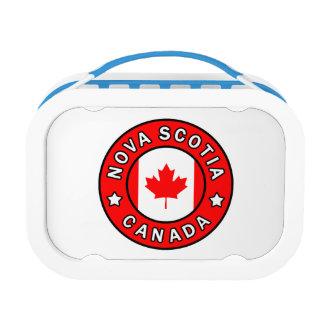 Nova Scotia Canada Lunchbox