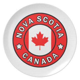 Nova Scotia Canada Melamine+bord
