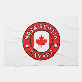 Nova Scotia Canada Theedoek