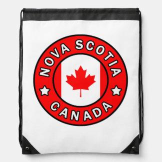 Nova Scotia Canada Trekkoord Rugzakje