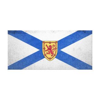 Nova Scotia Canvas Afdruk