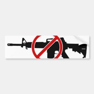 NOW van de Geweren van de Aanval van het verbod! Bumpersticker