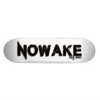 "NOWAKE Est 2007 8 1/2"" Skateboard"