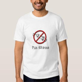 Nr aan Drugs, ben ik Schoon Shirt