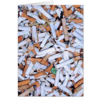 Nr die - roken! wenskaart