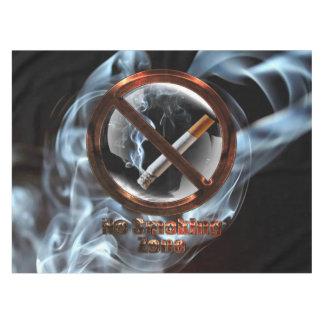 Nr - het roken Streek Tafelkleed