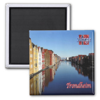 Nr - Noorwegen - Trondheim Magneet