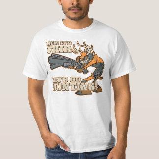 Nu is het Eerlijk, gaan jagend! Shirt