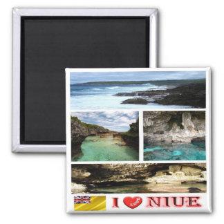 NU - Niue - de Liefde van I Magneet