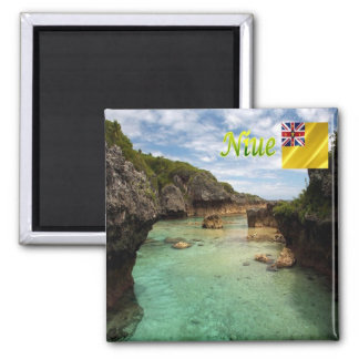 NU - Pools Niue - Limu Magneet