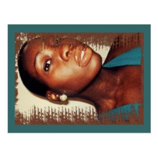 Nubian Briefkaart