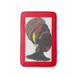 Nubian Koningin 2 Badmatten