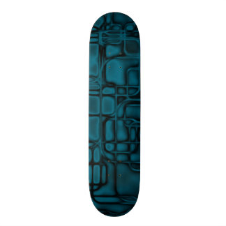 Nul Raad van het Park van de Douane van het 20,6 Cm Skateboard Deck