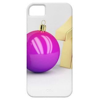Nummer 2018 met de bal van Kerstmis Barely There iPhone 5 Hoesje