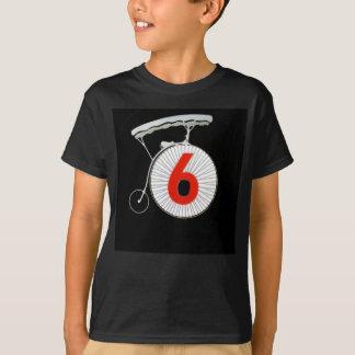 Nummer 6: De gevangene T Shirt