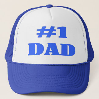Nummer Één de T-shirts en de Giften van de Papa Trucker Pet