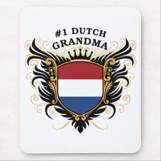 Nummer Één Nederlandse Oma Muismat
