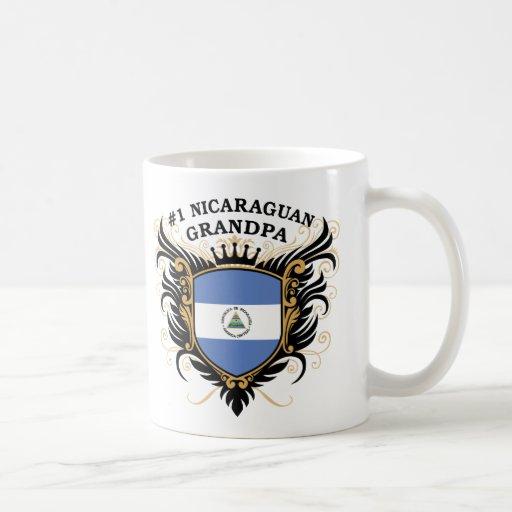 Nummer Één Nicaraguan Opa Beker