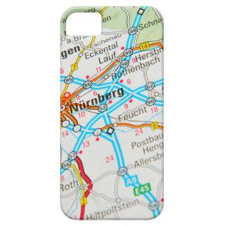 Nuremberg, Nürnberg Duitsland Barely There iPhone 5 Hoesje