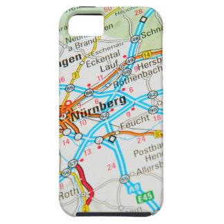 Nuremberg, Nürnberg Duitsland Tough iPhone 5 Hoesje