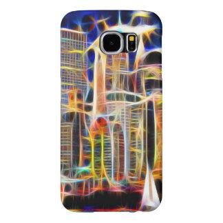 NY Manhattan Samsung Galaxy S6 Hoesje