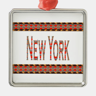 NY New York Amerika Amerikaanse LOWPRICES van NEW  Kerst Ornament
