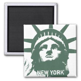 NY van de Magneet van de Koelkast van New York de