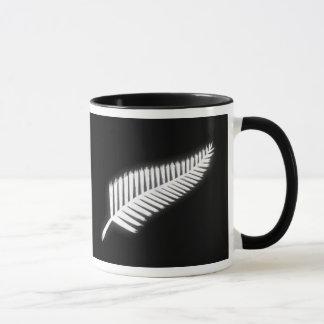 NZ de zilveren Patriottische Gift van het Embleem Mok