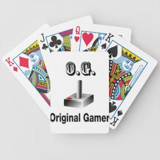 O.G. Originele Gamer Pak Kaarten