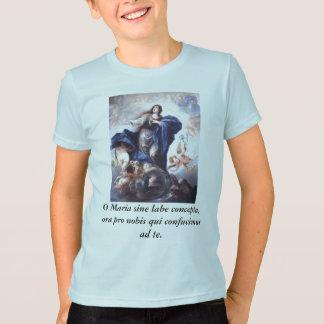 O Maria sinus labe concepta, ora pronobis T Shirt