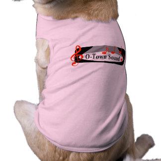 O-stad het Correcte Overhemd van de Hond T-shirt