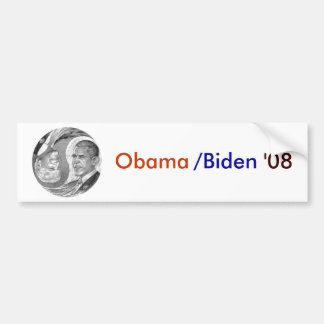 Obama /Biden '08 Bumpersticker