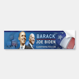 Obama Biden 08 Bumpersticker