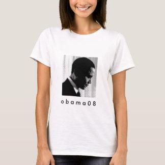 obama, halftone verkiezingst-shirt t shirt