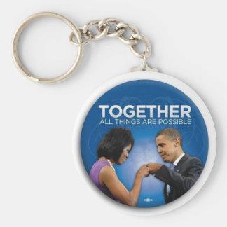 obama samenhorigheid sleutelhanger