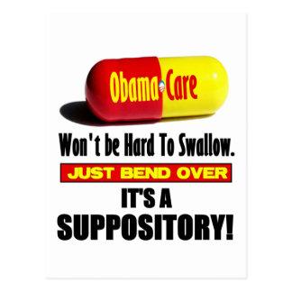 ObamaCare - Zetpil Briefkaart