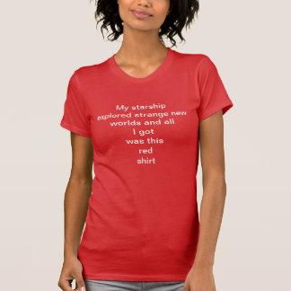 Obsidian Hemel: Het vreemde Nieuwe overhemd van T Shirt