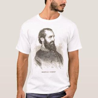 Obstructie voer de T-shirt van Jackson