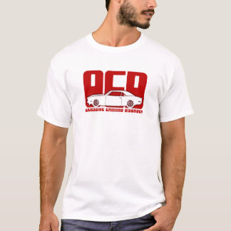 OCD - Obsessieve Wanorde Camaro T Shirt