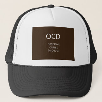 OCD TRUCKER PET