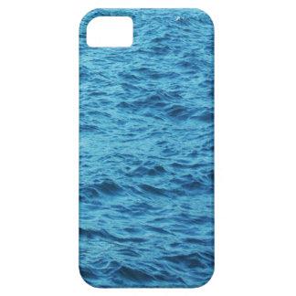 Oceaan iPhone5/5s hoesje van Golven nauwelijks daa