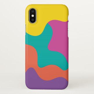 Oceaan iPhone X van het Zand Hoesje
