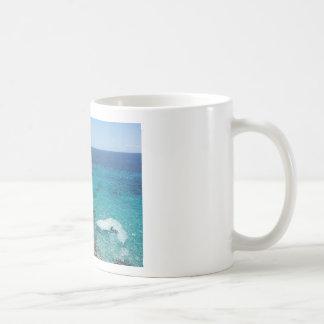 oceaan klippenmok, koffie en theemok koffiemok